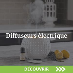 diffuseurs d'huiles essentielles électrique