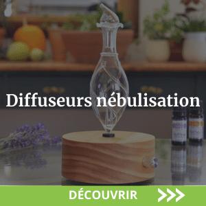 diffuseurs d'huiles essentielles nébulisation