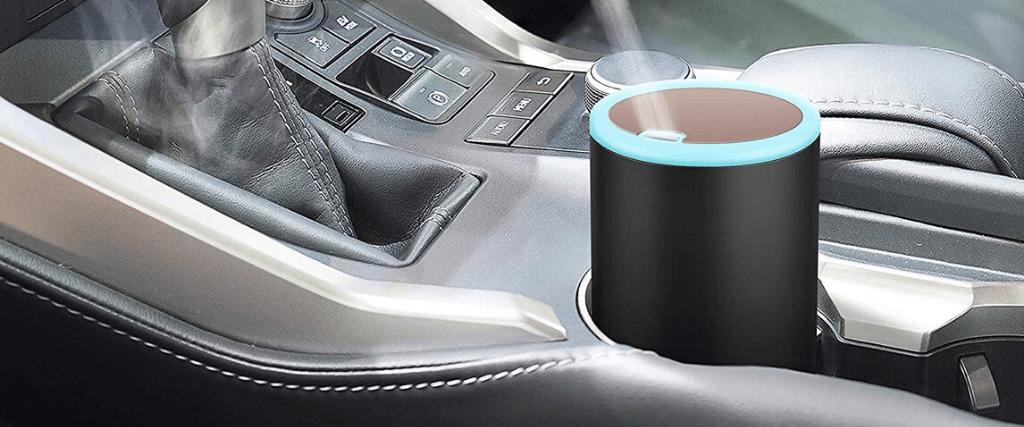 avantage d'utiliser un diffuseur voiture