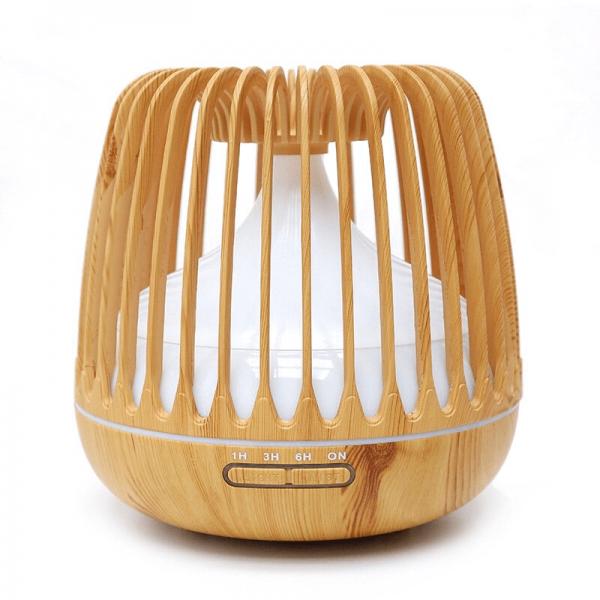 diffuseur-huile-essentielle bois-lampe