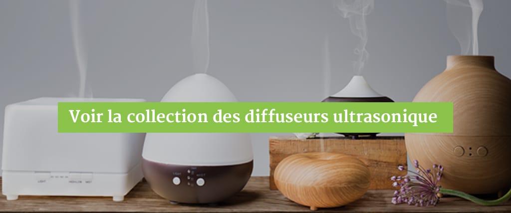 diffuseur huile essentielle ultrason